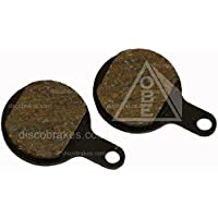 Everpert Harz 1/Paar MTB Disc Bremsbel/äge f/ür Tektro Lyra Novela Iox Bike Disc Brake