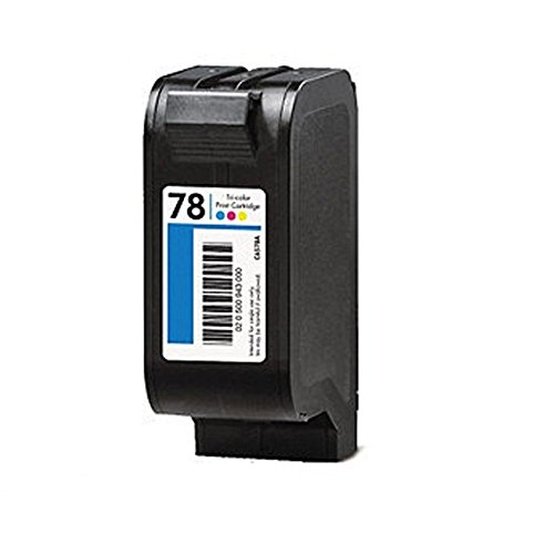 Cartucho Tinta Compatible para HP 78 XL Tricolor 40ml T105