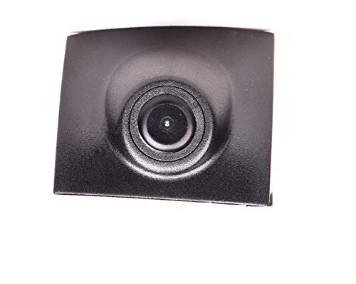 Front-Kamera- perfekt,170° Wasserfest 1/3 HD CCD Emblem Kamera (Schwarz) & unauffällig ins Front-Emblem integriert für BMW X5 F15 2015 2016 1/3 Sony 420 Tv