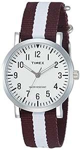 Timex OMG Analog White Dial Unisex Watch - TWEG15421
