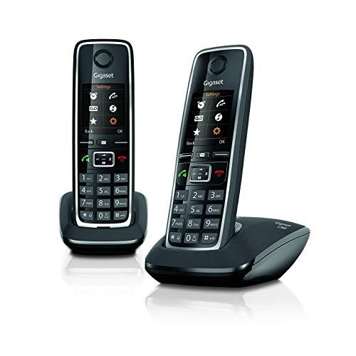 Gigaset C560 Duo Telefono Cordless, chiamate tra interni, trasferimento di chiamata, suonerie...