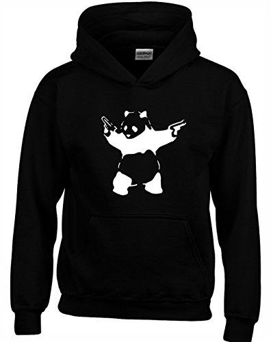 Banksy Panda Cool Gift Unisex Hoodies For Men, Women & Teenagers