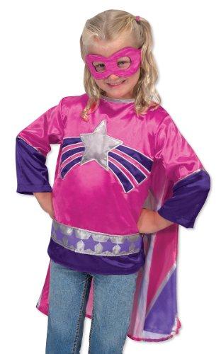Imagen de melissa & doug  disfraz de superhéroe para niños 14784