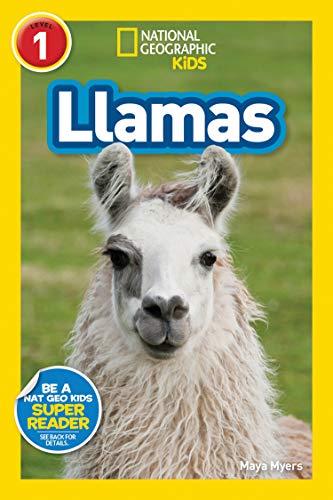 Llamas (L1) (National Geographic Readers) (English Edition)