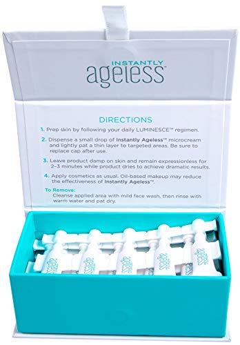 Jeunesse Jeunesse Global Instantly Ageless Facelift In A Box Ohrstöpsel 9 Centimeters Schwarz (Black)