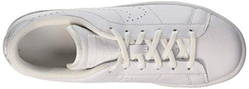 Nike Jungen Tennis Classic Prm (Gs) Gymnastik Weiß (White/white)