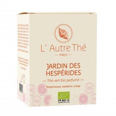 L'Autre Thé - Thé Vert Bio Et Thé Blanc Bio Agrumes - Jardin Des Hespérides