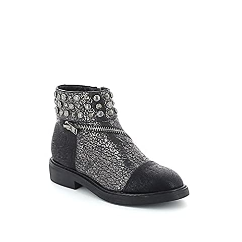 Low Boots Zip Arriere - Low boots