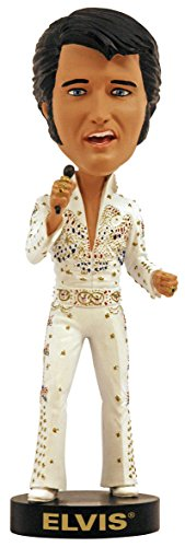 Royal Bobbles Elvis Presley Bobblehead   Aloha en Hawaii