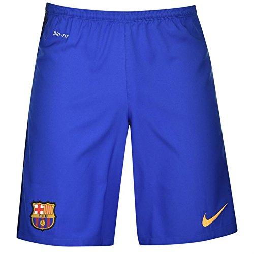 Nike FCB Ha GK Stadium Short Pantalon Court Football Club Barcelone 2015/2016 pour Homme