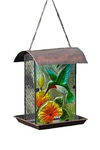 Your Heart Mangeoire pour oiseaux en forme de colibri s Delight/2, 8 x 7 cm