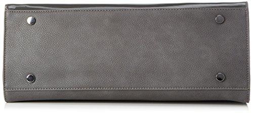 Bulaggi - Tivoli Shoulderbag, Borse a spalla Donna Grigio (Grau)