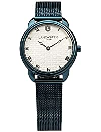 76f654bd0bbc Amazon.es  Lancaster - Envío internacional elegible  Relojes