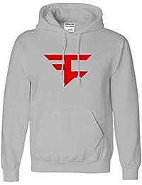 FazeClan Logo der Frauen Männer Hoodie Sweat Langarm PS4Xbox