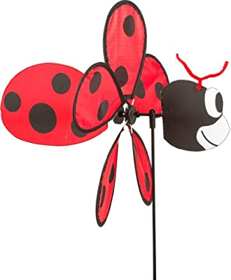 Spin Critter Ladybug, Windspiel, Invento von Invento-HQ - Du und dein Garten