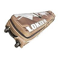 LOKKER Wheelie Winter Sports Travel Bag for Snowboard Ski Bag