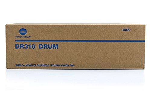 Konica Minolta Image Drum (Original Konica Minolta 4068-613 / DR-310 Bildtrommel (ca. 100.000 Seiten) für Bizhub 200, 222, 25, 250, 282)