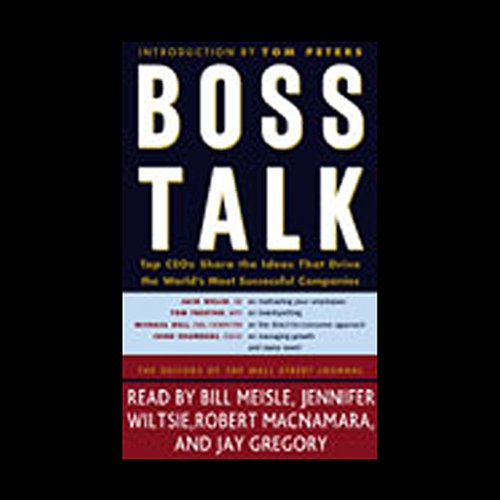 Boss Talk  Audiolibri
