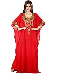 PalasFashion y los vestidos de kaftán de seguridad para anclaje en árabe de esquí para mujer