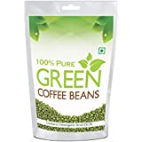 Health First Pure Organic Arabica Green Coffee Beans For Weight Management - 200Gm
