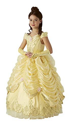 Disney Prinzessinnen-Kostüm Bella, limitiert (Rubie 's Spain) M (Disney Prinzessin Belle Kostüme)