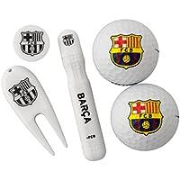 FC Barcelona Golfzubehör, Geschenkset, Metallic