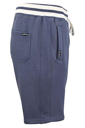 Tokyo Laundry Herren Shorts 'Belcarra Point' Vintage Indigo