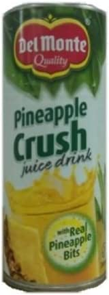 Del Monte Pineapple Crush with Fruit Bits - 240 ml
