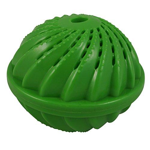 Waschball Waschkugel mit natürlicher Wirkung durch Silberionen und Mineralien. Wäsche waschen ohne Waschmittel. Öko Waschkugel für Allergiker mit Waschmittelallergie, hypoallergen.