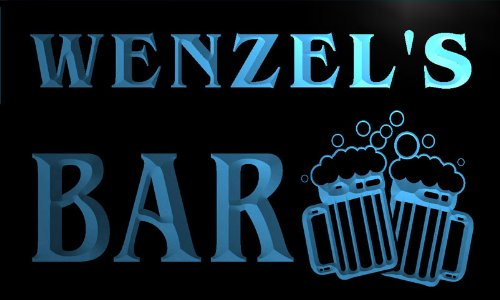 cartel-luminoso-w002901-b-wenzel-name-home-bar-pub-beer-mugs-cheers-neon-light-sign