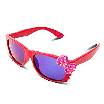 500b36a5fc3 ... RIVBOS RBK002 Rubber Flexible Kids Polarized Sunglasses for Baby and Children  Age
