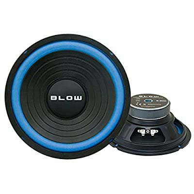 Blow Subwoofer, woofer car speaker, car bass speaker 8 Ohm