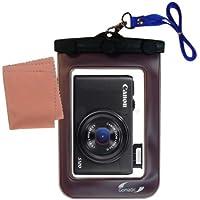 Pochette de protection waterproof pour le Canon Powershot S110 S120