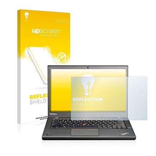 upscreen Matt Schutzfolie für Lenovo ThinkPad T440s Non-Touch – Entspiegelt, Anti-Reflex, Anti-Fingerprint