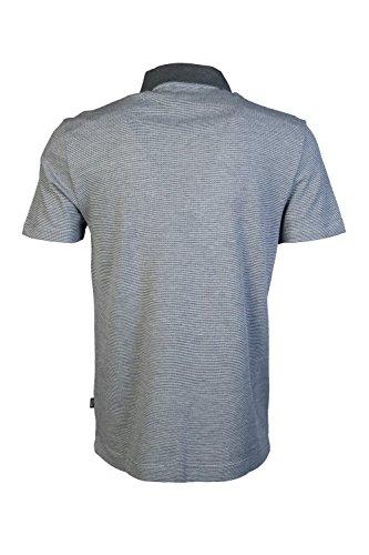 Hugo Boss Herren Poloshirt blau blau XL Grau