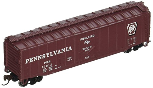Bachmann Industries PRR 50' Plug Door Box Car