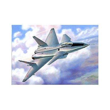 ZVEZDA Z7252 MIG 1.44 Multirole Fighter Model Kit 1:72
