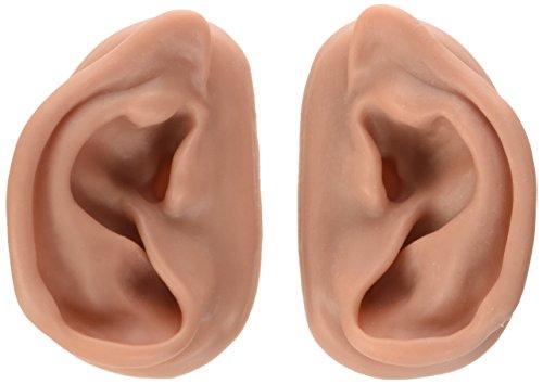 3B Scientific 3B Akupunkturohrset, linkes und rechts Ohr mit 5 SEIRIN B-Typ Akupunkturnadeln