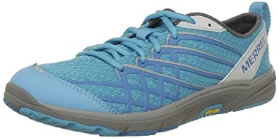 Merrell Bare Access Arc 2, Womens Running Shoes, Turquoise