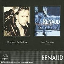 Coffret 2 CD : Marchand de Cailloux / Paris provinces