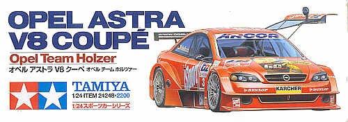 Tamiya Opel Astra V8 Coupe 1 / 2