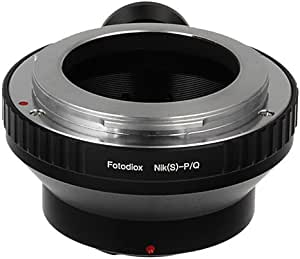 Fotodiox Lens Mount Adapter Compatible With Nikon S Kamera