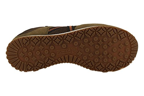 Munich Massana 226, chaussures de randonnée homme Marron