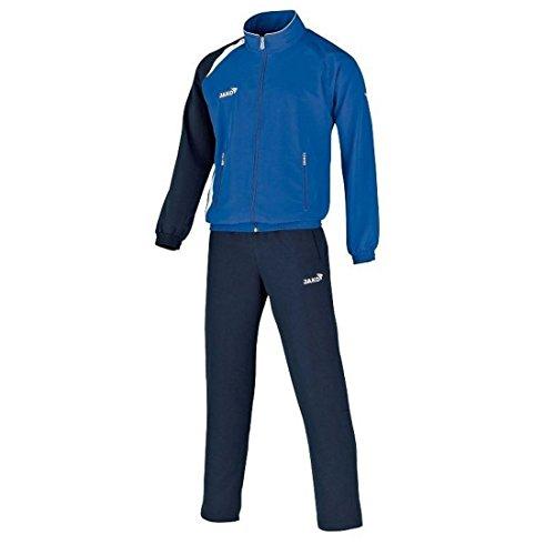 Jako CHAMPION Pres. Tracksuit Jacket royal/marine XL, XL by Jako Blu - blu