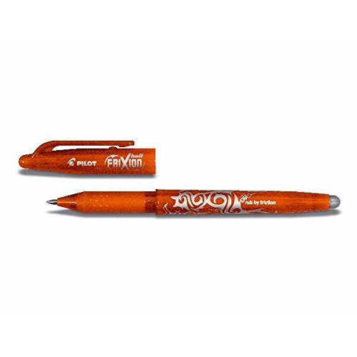 Pilot - Tintenroller Frixion Ball (1 Stift, orange)