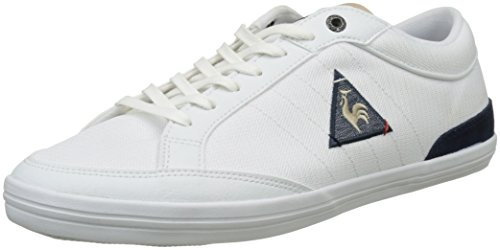 Le Coq Sportif Feretcraft, Basses Homme Blanc (Optical White)