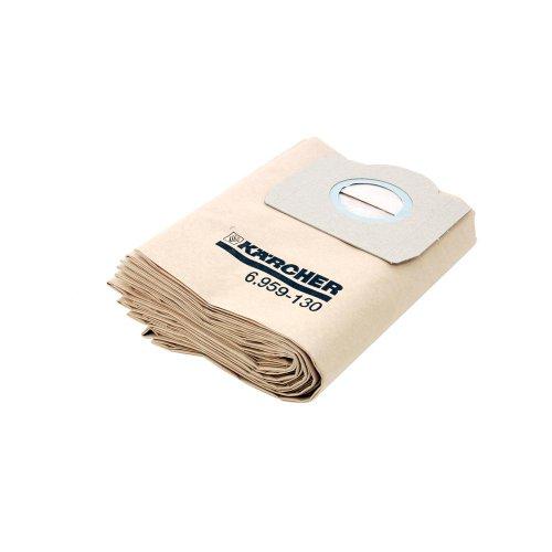 Karcher accessorio per aspiratori wd+ad - sacchetto filtro in carta per wd 3 (mv 3)