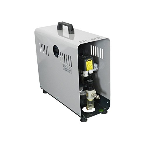 Compressore silenzioso a bagno d\'olio Werther Sil-Air 30 D