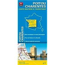 Poitou Charentes : 1/200 000