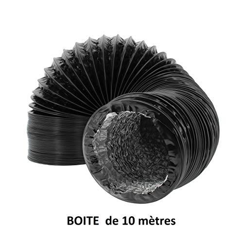 FLORATECK - Gaine combi ALU/PVC Ø 127mm - 10 mÚtres